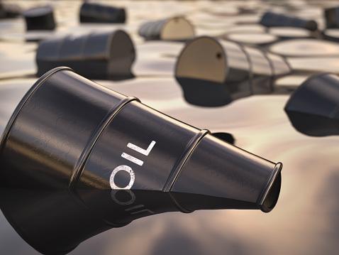 Elliott Wave Analysis: USDCAD And Crude Oil