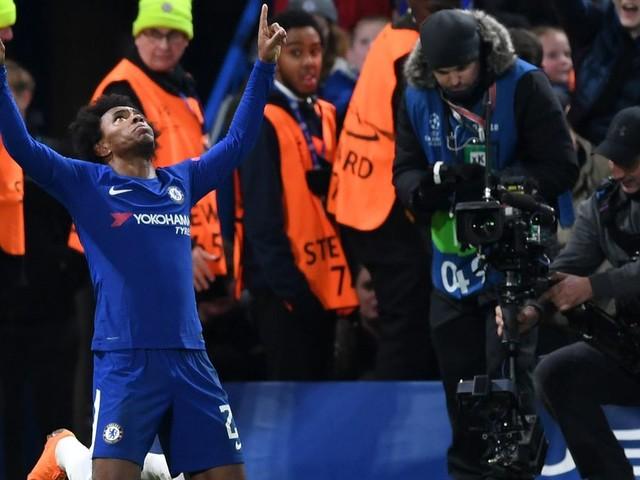 Chelsea 1-1 Barcelona, Champions League: Match report