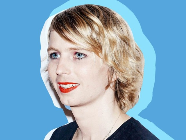 What Chelsea Manning Stepped Into