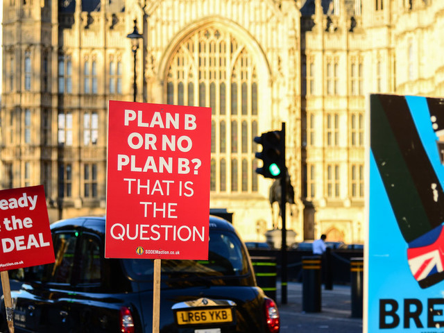 For All The Frantic Westminster Activity, Don't Expect Any Clarity Today On What Brexit Will Look Like