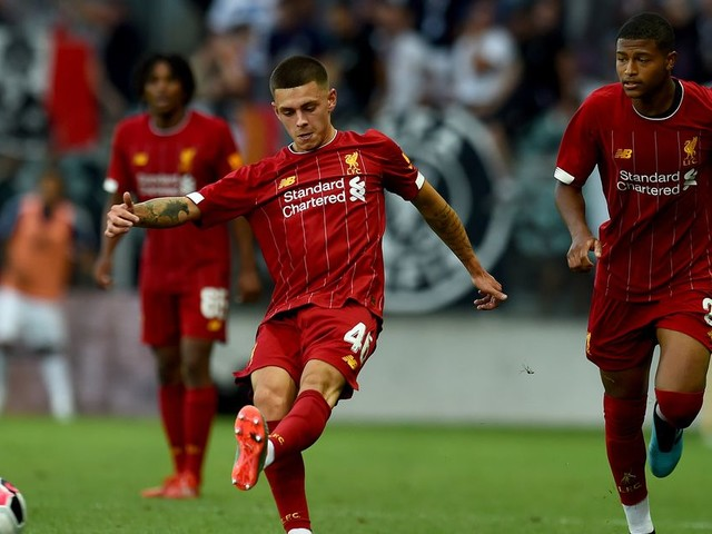 Liverpool coach explains what made him angry after defeat as defender return welcomed