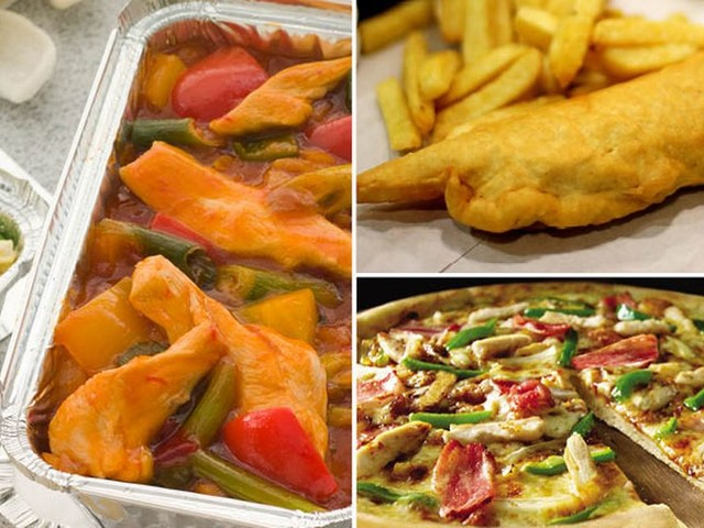How to enjoy your favourite takeaway without ruining your diet