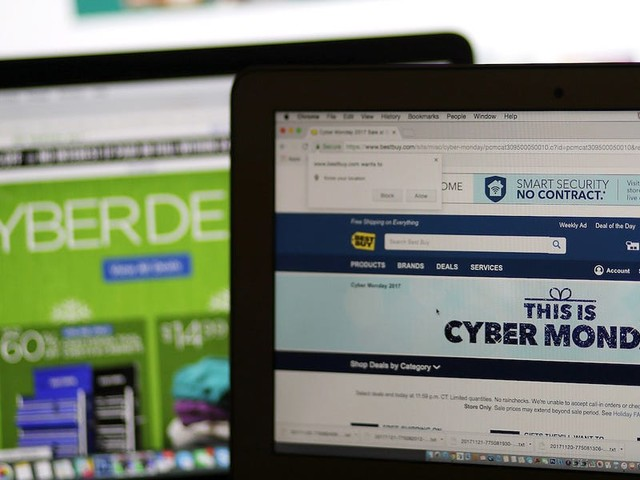 Here's everything you need to know about Cyber Monday 2019