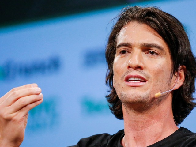 The life and career rise of Adam Neumann, the billionaire WeWork founder and CEO taking his company public