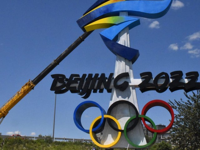 The Tokyo Olympics are over. Now skittish advertisers are looking to Beijing.