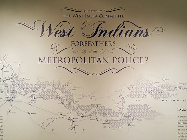 Exhibition shows off the history of the Thames River Police