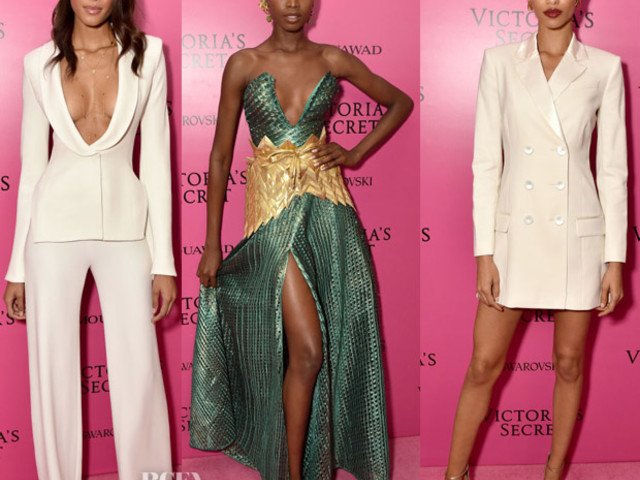 2017 Victoria's Secret Fashion Show After Show Party