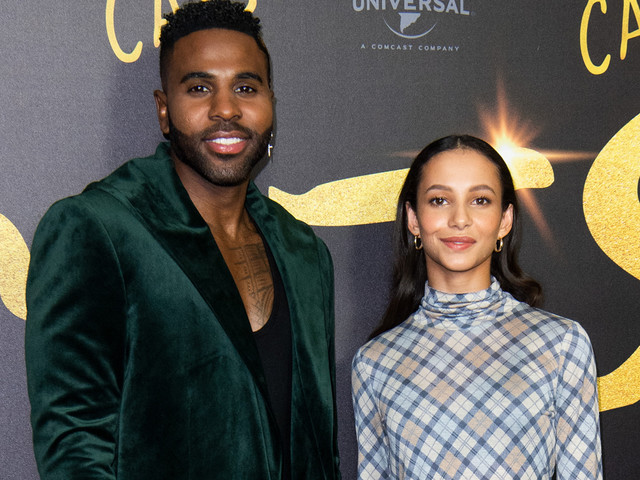 Francesca Hayward & Jason Derulo Kick Off 'Cats' Press Tour in Berlin!