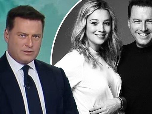 Karl Stefanovic reveals hospital lockdown rules while Jasmine Yarbrough gives birth