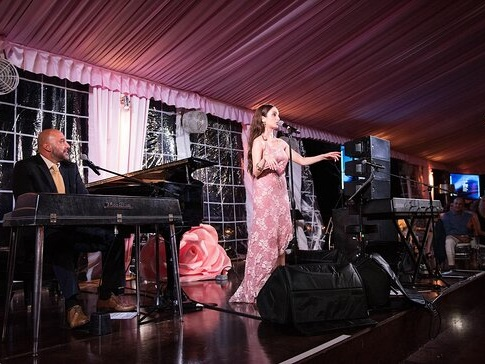 Alexa Ray Joe Performs at Northwell Health's First Summer Hamptons Evening