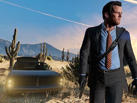 The best-selling game of 2017 so far is… GTA V