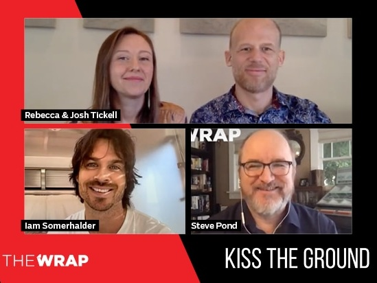 How 'Kiss the Ground' Directors Avoided Making Soil Documentary 'Dull as Dirt' (Video)