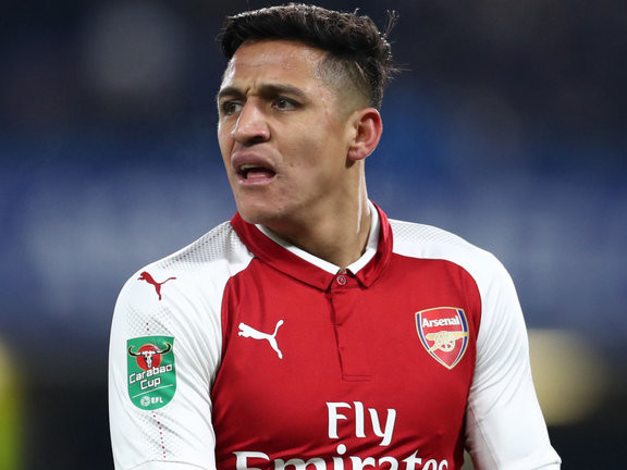 Top pundit says Man Utd have not bid for Alexis Sanchez