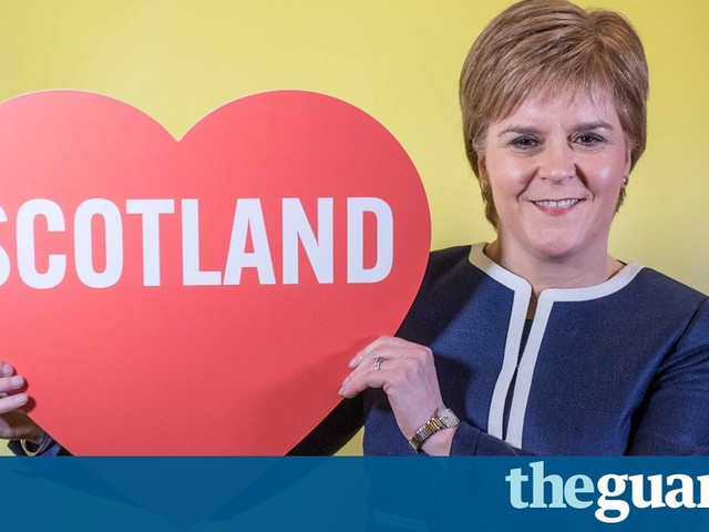 Sturgeon hints at 'other ways' to hold new Scottish independence referendum
