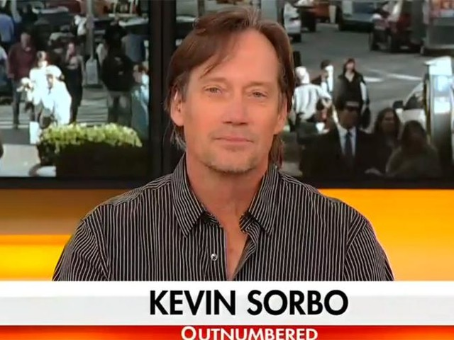 "Ten Thoughts on Kevin ""Hercules"" Sorbo's Appearance as the ""One Lucky Guy"" on Fox News' Outnumbered"