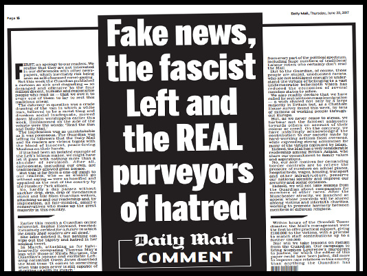 Daily Mail Rips Into Guardian AND… MailOnline