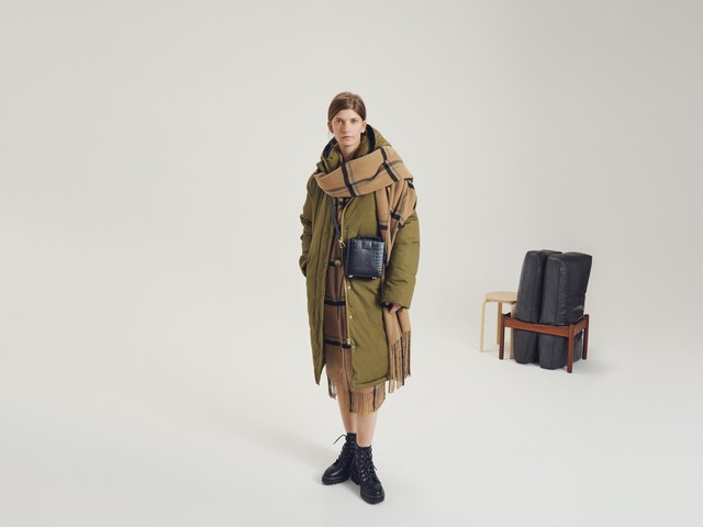 A fashion editor's guide to autumn dressing
