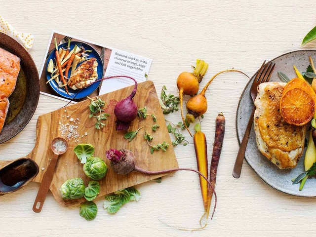 How to use Sun Basket's meal kit service to make delicious healthy meals at home