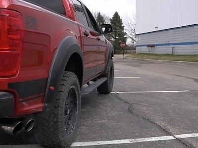 Roush Launches Ford Ranger Cat-Back Exhaust System