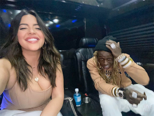 """Lil Wayne & Denise Bidot Break Up; Wayne Reacts With A Song From His """"Tha Carter"""" Album"""