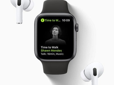 Apple's New 'Time to Walk' Feature Launches Today for Fitness+ Subscribers