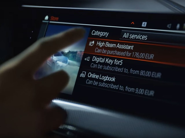 Video: BMW Introduces Over the Air Upgrades for Certain Models