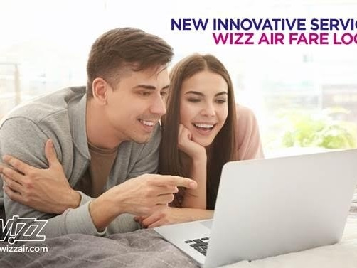 Wizz Air introduces Fare Lock to online bookers