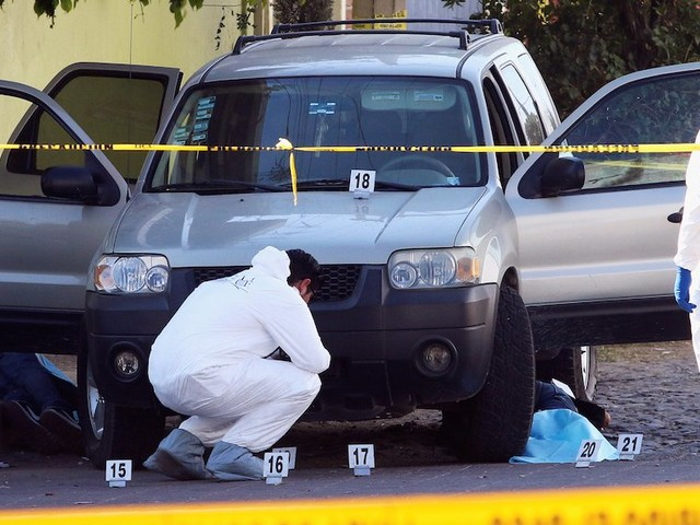 Mexico had its most homicides in decades in 2017 — and 2018 is off to a gruesome start