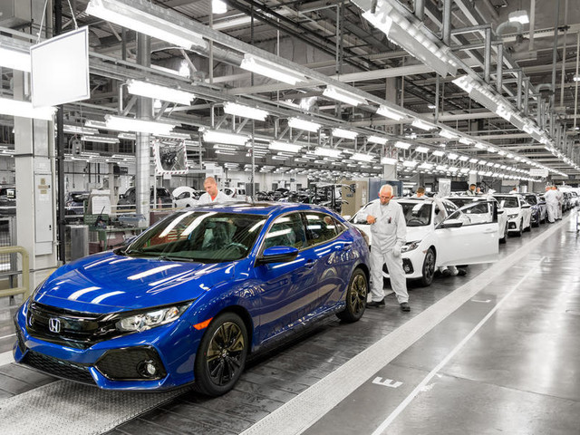 Honda confirms plans to close UK plant in 2021