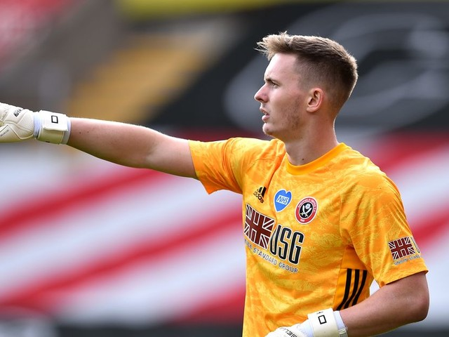 Manchester United in 'advanced negotiations' with Dean Henderson — report