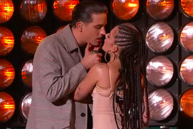 G-Eazy & Halsey Turn Up the Heat With Their 'Him & I' Performance on 'Kimmel': Watch