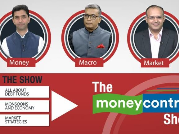 The Moneycontrol Show │Debt Funds, Monsoons, Market Strategies