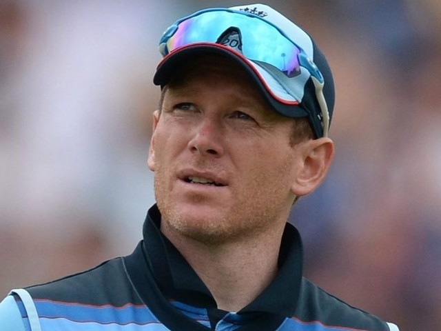 England skipper Eoin Morgan amazingly claims he's 'not hugely disappointed' by crushing Australia defeat