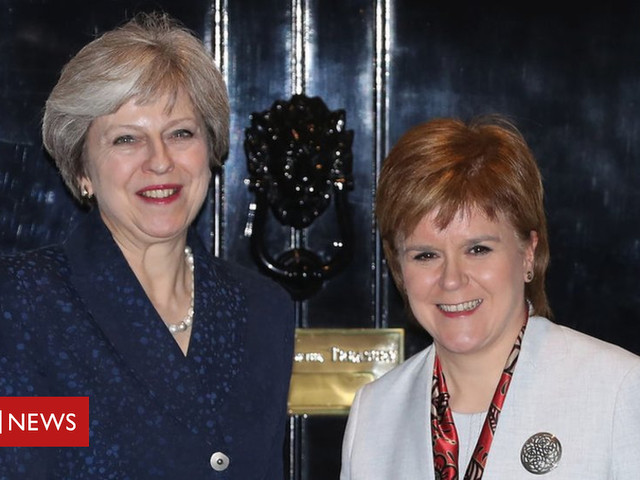 Brexit: Nicola Sturgeon and Theresa May to meet for talks in London