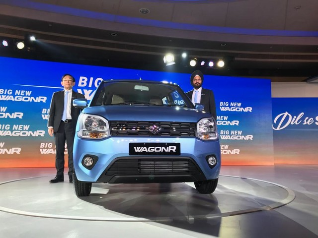 2019 Maruti Suzuki Wagon R launched in India, priced at Rs 4.19 lakh