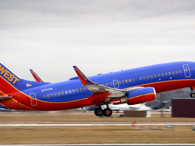 A Southwest flight was forced to land after a 'pressurization issue' caused a passenger's ears to bleed (LUV)