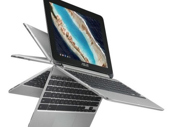 Asus Chromebook Flip C101 hits the US for $299