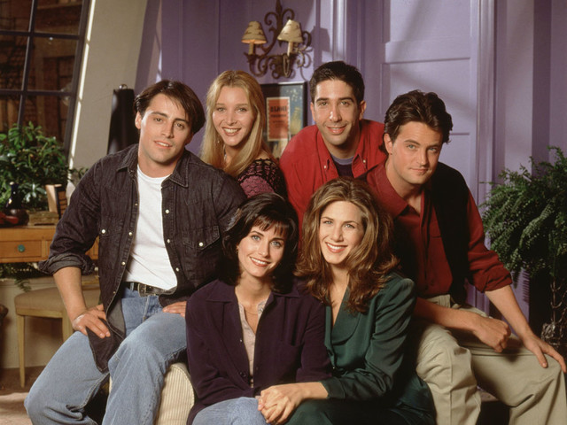 Netflix paid $100 million to keep Friends streaming for another year