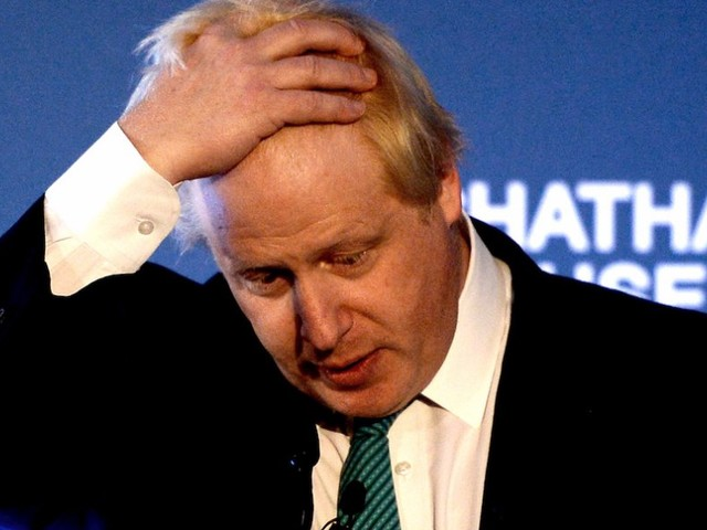 Boris Johnson told to resign over 'extraordinary' blunder that could keep British woman in an Iranian jail
