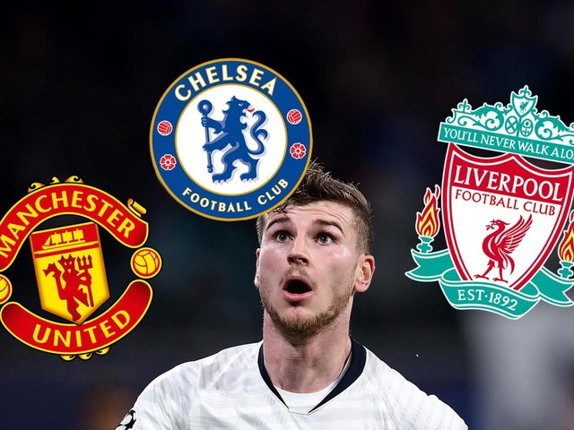 Timo Werner to Liverpool, Manchester United or Chelsea? Rio Ferdinand assesses transfer options