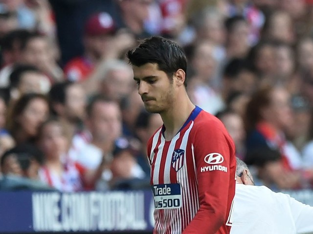 Morata opens up on Chelsea struggles, desperately wants to stay at Atlético Madrid