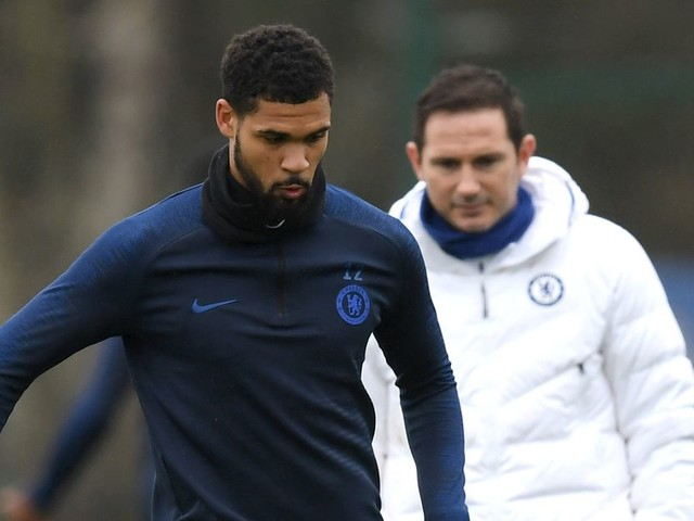 Lampard will be expecting 15-20 goals from a healthy Ruben Loftus-Cheek