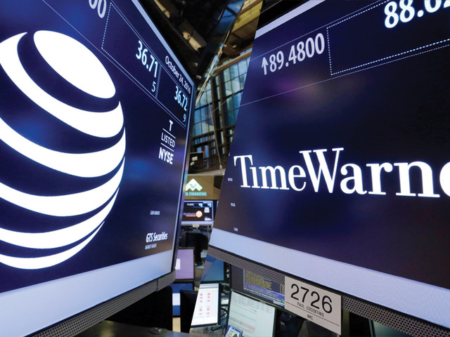 AT&T, Time Warner Merger Review Reaches 'Advanced Stage' at Justice Department (Report)