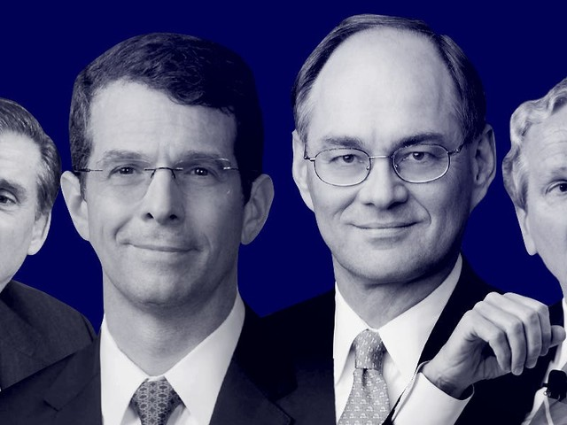 The Rainmakers: Meet the top 20 bankers that have orchestrated big deals and nabbed huge paychecks