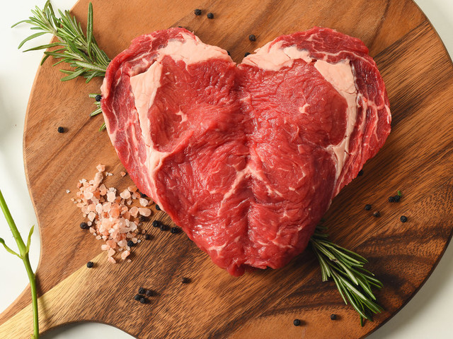 Could Morrisons' Valentine's Sweetheart Steak Be The New Love Sausage?