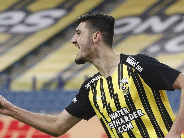 WATCH: Armando Broja scores goal, adds assist for Vitesse against VVV-Venlo