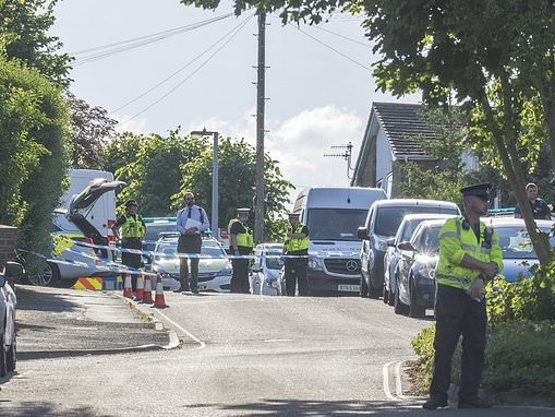 Man in his 30s arrested for murder after two women died following an incident at house in Salisbury