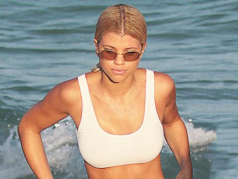 15 Stars Rocking White Bikinis & Swimsuits: Eva Longoria, Sofia Riche & More