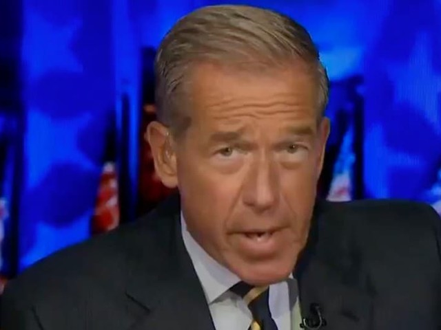 Brian Williams Mocks Angry Anti-Masker Rants: 'Perhaps You Remember Your First Edible' (Video)