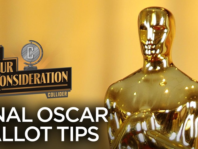For Your Consideration: Episode 25 – Final Oscar Predictions in All 24 Categories